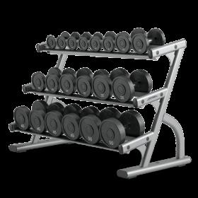 3-Tier Dumbbell Rack