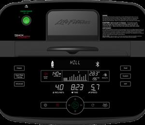 Track Connect-treadmill
