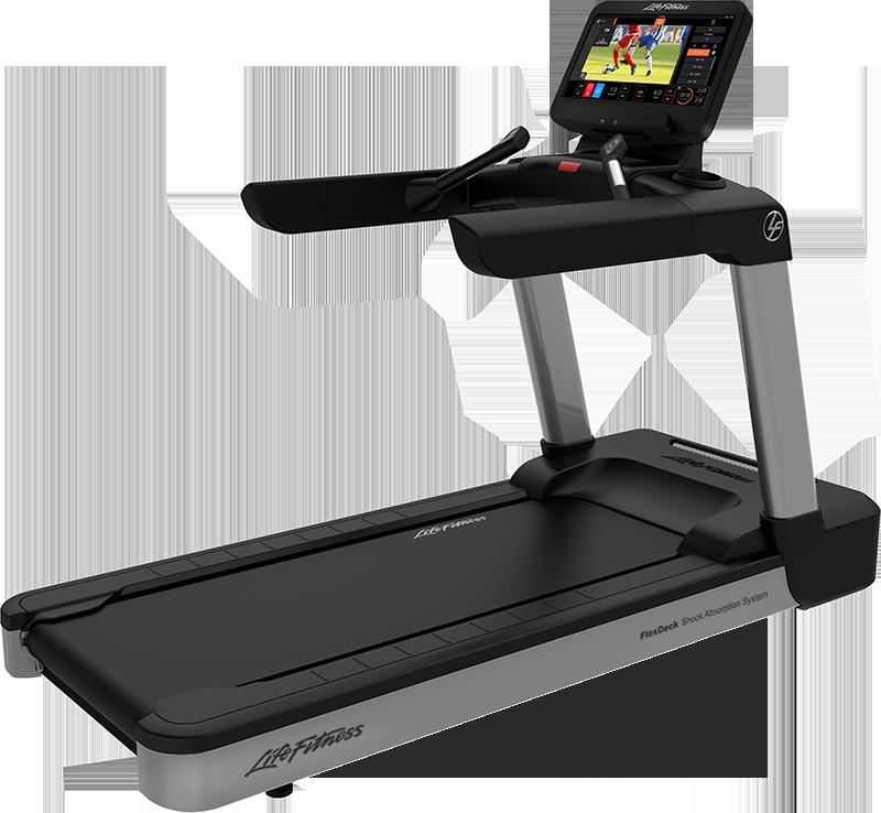 IntegritySeries-Treadmill-DeluxeBase-ST-ArcticSilver-StandardView