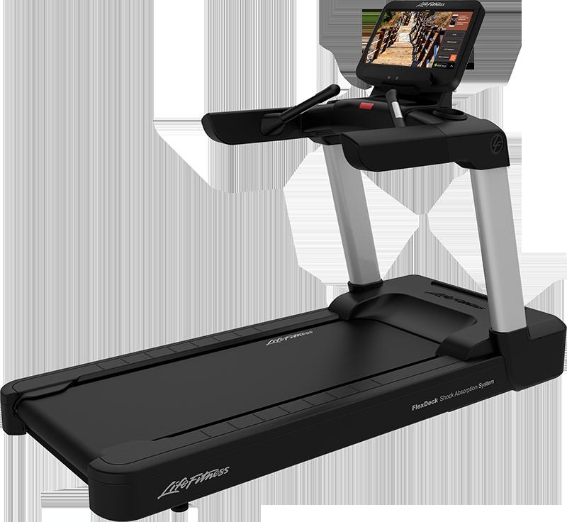 IntegritySeries-Treadmill-SimpleBase-SE3HD-ArcticSilver-Standard